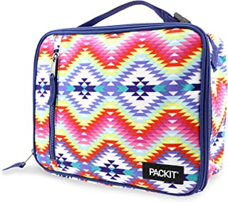 PackIt Freezable Classic Lunch Box, Desert Oasis