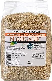 Beyorganik Köy Tipi-Pilavlık Bulgur,1000 Gr