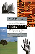 Technopoly: The Surrender of Culture to Technology PDF