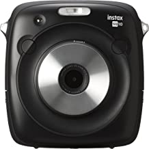 Fujifilm Instax Square SQ10 Hybrid Instant Camera - Black (Renewed)
