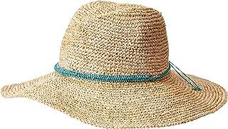 Women's Cody Crochet Raffia Sunhat Packable, Adjustable & UPF Rated
