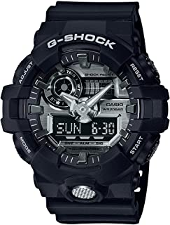 [カシオ] 腕時計 ジーショック G-SHOCK GA-710-1AJF メンズ ブラック