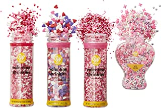 Wilton 710-0-0426 Sprinkles, Assorted