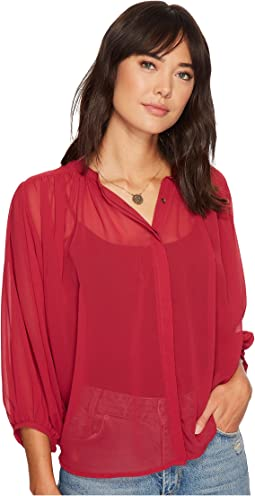 Lucky Brand - Tunic Top