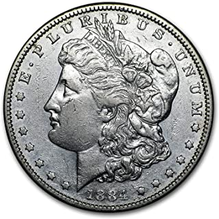 1884s morgan silver dollar for sale