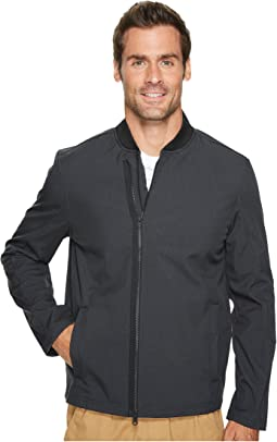 Kenneth Cole Sportswear - Heather Lined Bomber