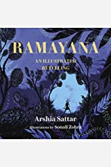 Ramayana: An Illustrated Retelling (Yonder) Hardcover