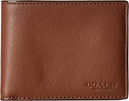 COACH Slim Billfold and Key Fob
