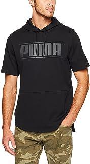PUMA Men's Rebel SS Hoody_SH Black