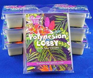 Polynesian Lobby Resort Wax Melts - Disney Scented in 100% Soy Wax Melts