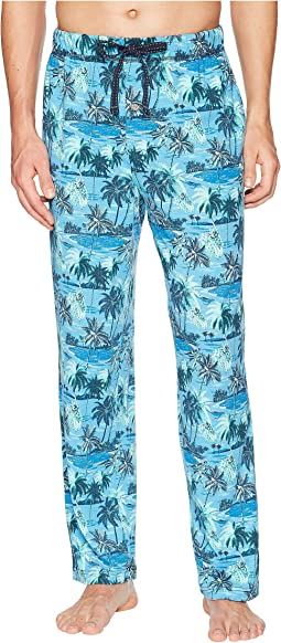 Tommy Bahama - Printed Knit Pajama Pants