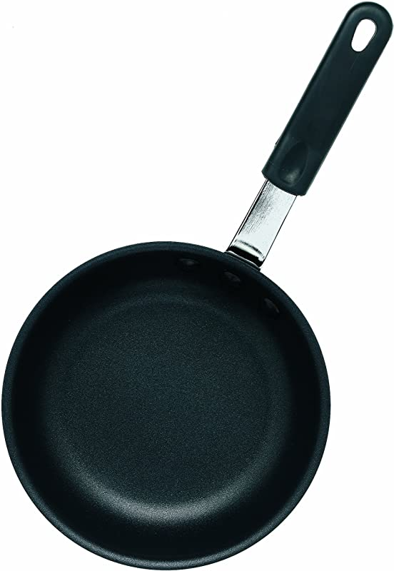 Crestware 12 625 Inch Teflon Platinum Pro Fry Pan With Molded Handle Withstand Heat Up To 450F