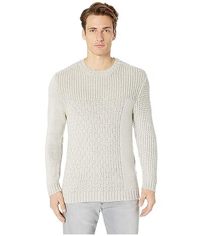 BLDWN Tierney Sweater (White) Men