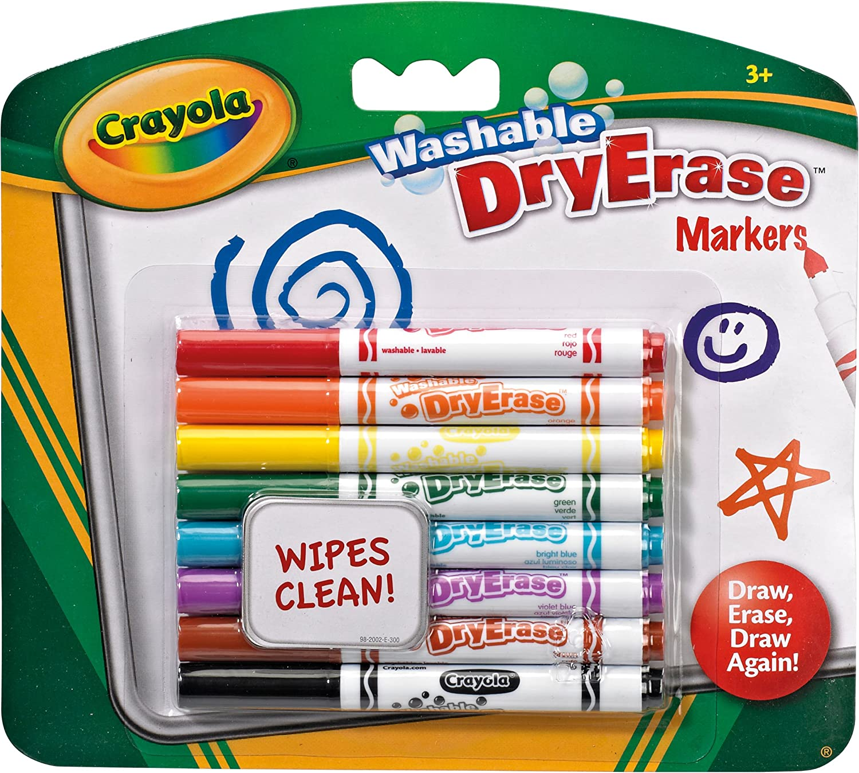 Crayola Dry Marker Over item Overseas parallel import regular item handling Erase