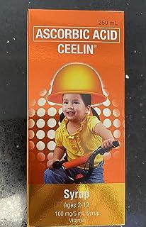 Ceelin Ascorbic Acid Syrup 250ml