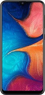 Samsung Galaxy A20 (Black, 3GB RAM, 32GB Storage) with No Cost EMI/Additional Exchange Offers