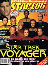 Starlog Magazine The Sci Fi Comics: February 1995