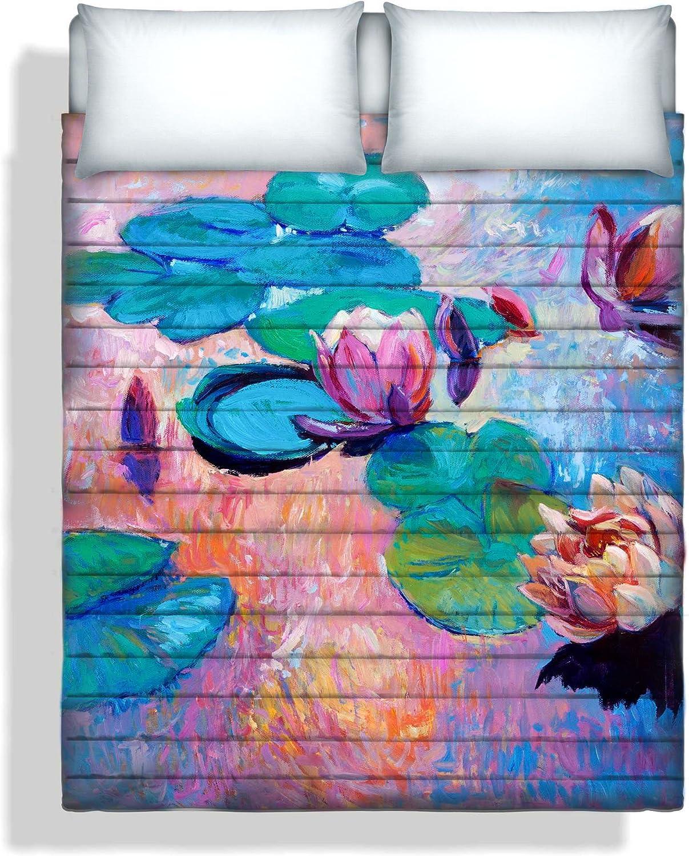 Italian Bed Linen Q-SD25 micro-2P Sogni D'autore Couette d'été,SD25,Double, Multicolor SD06 Multicolor Sd13