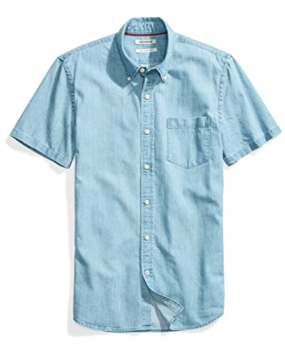 aa0de453e3 Casual Men s Jeans Shirts  Amazon.com