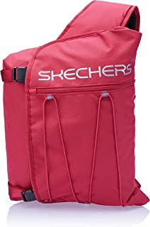 Skechers S546 Santa Monica Messenger Bag, Red, 35 Centimeters