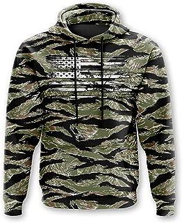 tiger camo hoodie
