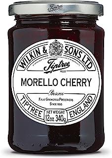 Tiptree Morello Cherry Preserve, 12 Ounce Jar