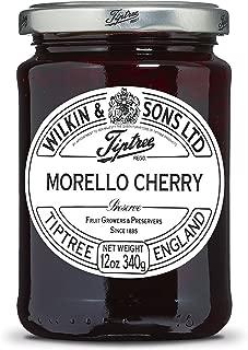 Tiptree Morello Cherry Preserve, 12 Ounce (Pack of 6) Jars