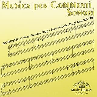 Acoustic (I Marc Quattro Oggi - Suoni Acustici Degli Anni '60-'70)