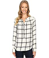 Lucky Brand - Girlfriend Plaid Shirt