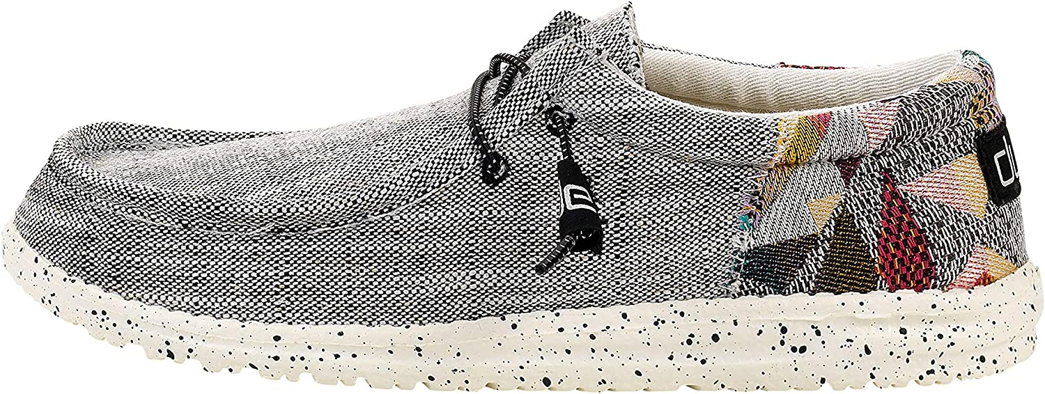 Hey Dude Mens Wally Woven Loafer