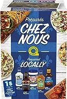Kraft Quebec Condiment Box Blue