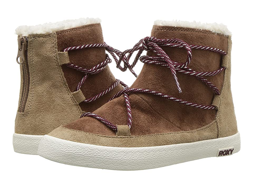 Roxy Kids RG Jo (Little Kid/Big Kid) (Brown) Girl