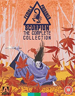 Female Prisoner Scorpion: The Complete Collection [Region B] [Blu-ray]
