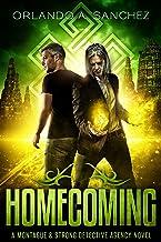 Homecoming: A Montague & Strong Detective Novel (Montague & Strong Case Files Book 5)