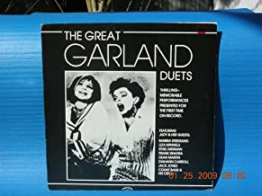 The Great Garland Duets Featuring Judy & Her Guests: Barbara Streisand, Liza Minnelli, Ethel Merman, Frank Sinatra, Dean Martin, Diahann Carroll, Jack Jones, Count Basie & His Orchestra.