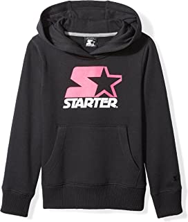 Girls' Pullover Multi-Color Logo Hoodie, Amazon Exclusive