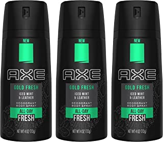 Best axe leather body spray Reviews
