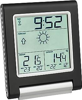 trasmettitore Esterno per Stazione meteorologica Radio Life 35.1153 Ricambio Bianco TFA Dostmann Temperatursender mit Temperatura con Display L55 x B40 x H130 mm