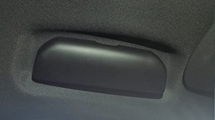 Genuine Volvo 31403479, Charcoal Solid Sun Glasses Holder