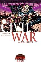 Civil War: Warzones! (Civil War (2015))