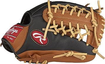 Rawlings P115GBMT-6/0 Prodigy Youth Baseball Glove, Regular, Modified Trap-Eze Web, 11-1/2 Inch