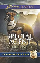 Special Agent (Classified K-9 Unit Book 3)