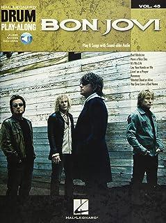 Bon Jovi: Drum Play-Along Volume 45