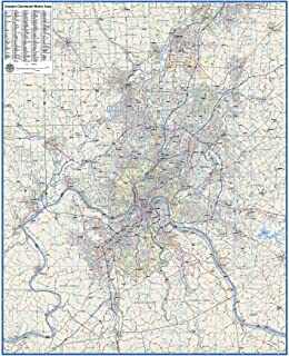 Best cincinnati topographic map Reviews
