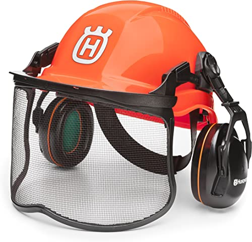 wholesale Husqvarna 592752601 Forest Head Protection Helmet popular , 2021 Orange outlet sale