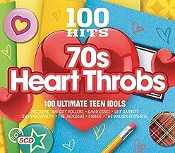 100 Hits-70s Heartthrobs