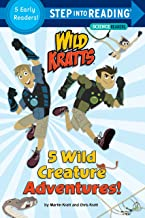 Best wild kratts books level 3 Reviews