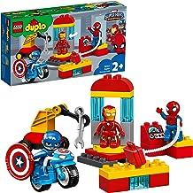 LEGO DUPLO Super Heroes - Laboratorio de Superhéroes