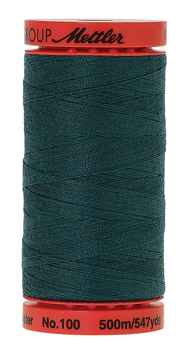 Mettler Metrosene Old Number 1145-0543 Poly Thread, 500m/547 yd, Spruce