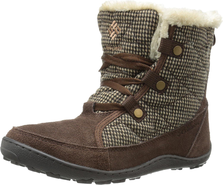 Columbia Women's Minx Shorty OH Tweed Boot